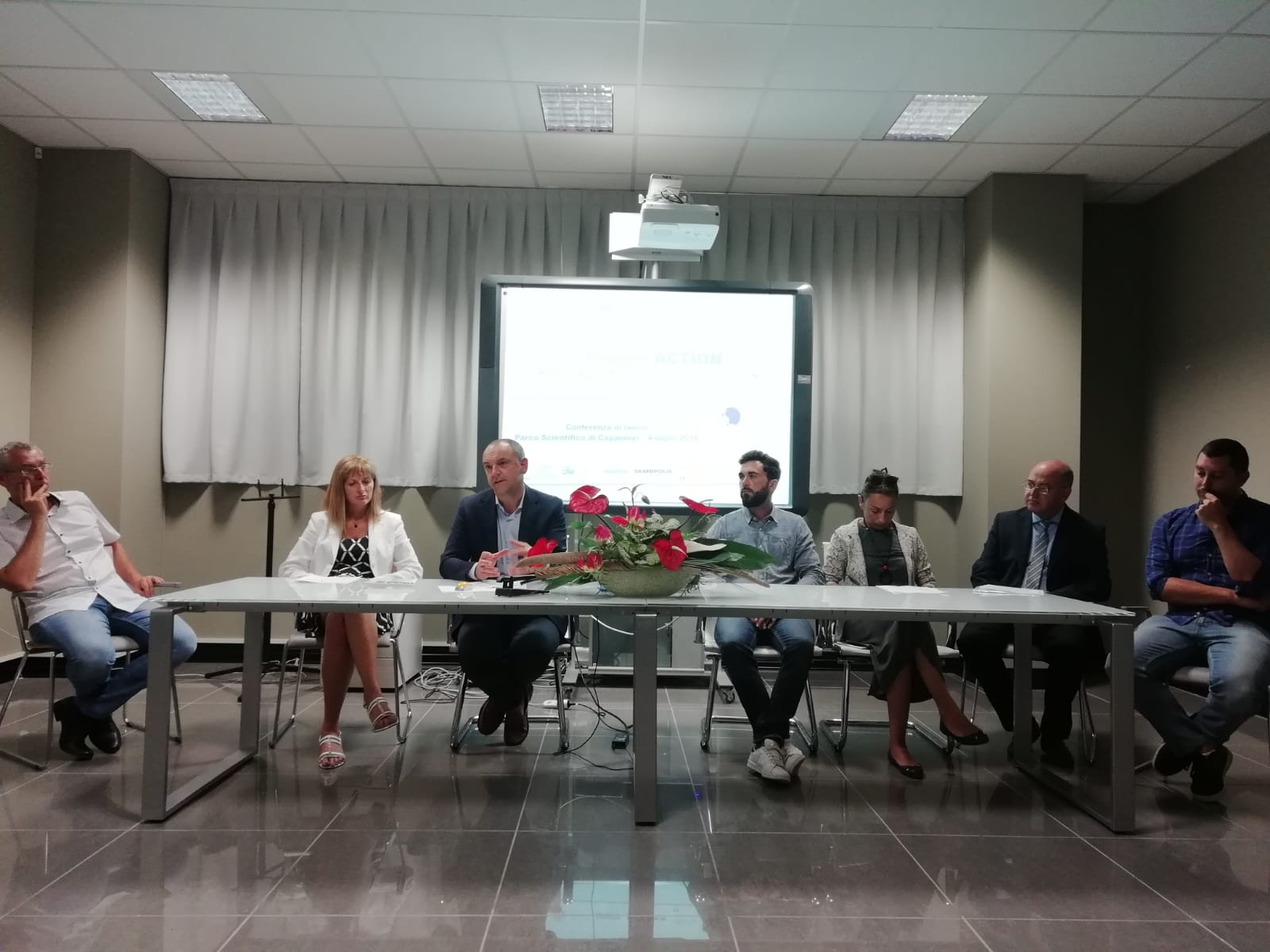 CNA ACTION conferenza lancio Interreg 2018