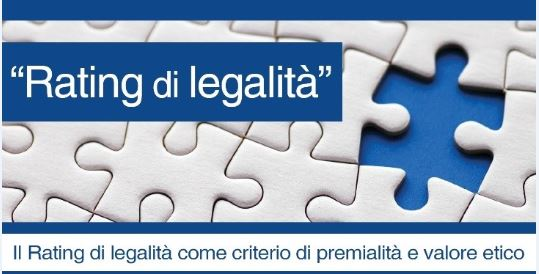 CNA rating legalita 2018